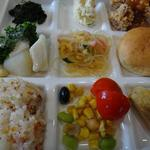 風土村レストラン - 料理写真:食器が変わってた!2015年4月