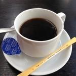 九州ラーメン 桜島 - サービスコーヒー