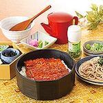 サガミ - うなぎひつまぶしと麺…3,000円+税