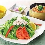 サガミ - 彩り野菜のHoneyマスタードうどん お好みランチ…970円+税
