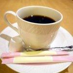 かめや - 食後コーヒー/サービス