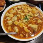 中国飯店佳里福 - 麻婆豆腐