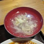 中国飯店佳里福 - スープ