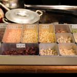 南インド家庭料理 カルナータカー - 豆☆
