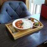 cafe Iris - イリスランチ 800円