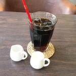 cafe Iris - アイスコーヒー