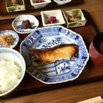 三味洪庵 - お食事膳