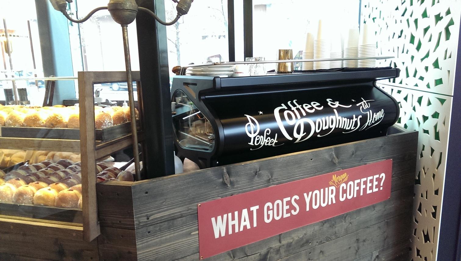 モーガンコーヒー