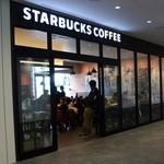 スターバックスコーヒー - お店の建物内の入口