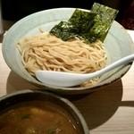 麺屋百式 - 『渡り蟹のつけ麺』¥880-(大盛り)
