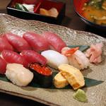 鐘栄丸 - 天然本鮪寿司