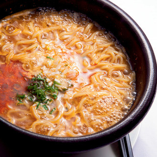 裏メニュー【上海風坦々麺】