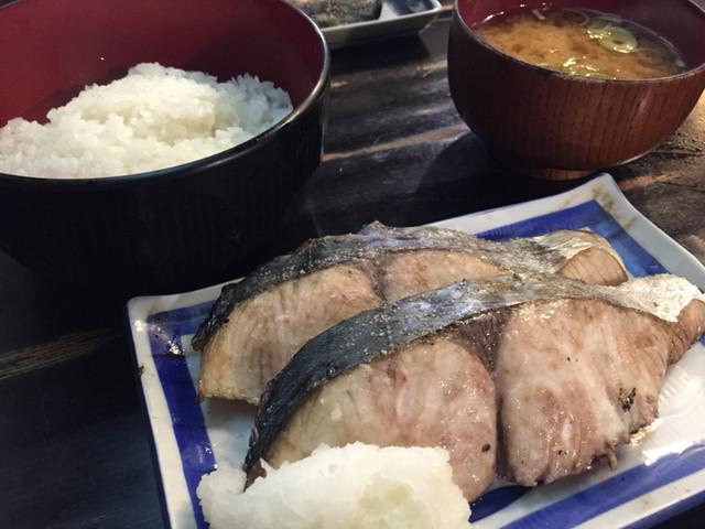 大衆料理 川治 - 2015/04/09(木)lunch