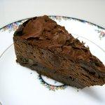 368442 - ビターチョコレートケーキ