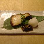 368537 - 豆腐&おひたし