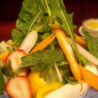 Bistro-SHIN 2 - 野菜いっぱい!バーニャカウダ