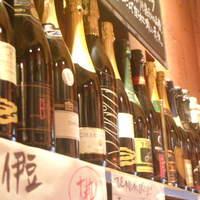Bistro-SHIN 2 - スパークリングワインが常時101種。