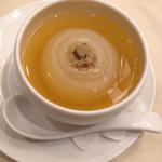 礼華 青鸞居 - スープ