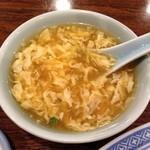 36800993 - 玉子スープ