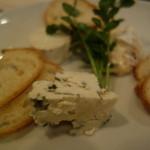 ビストロヴィヴァン - チーズ盛り合わせ