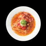 りょう花 - トマト拉麺 850円(税別)