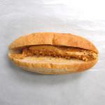 パン家のどん助 - ピーナッツサンド