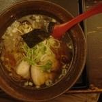麺屋 柊助 - 醤油ラーメン