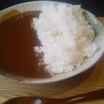 カレー屋麺八 - カレーライス600円