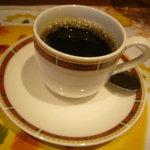 ラ・ムジカ - さらにコーヒーがついて満足です