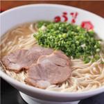 うま馬 - 料理写真:源流 博多ラーメン