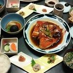 36815048 - 金目煮魚膳  ¥3980