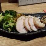 箸ずめ - 鶏ハム