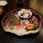 和食さくら - いろいろ盛り合わせ