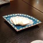 和食さくら - クリームチーズの味噌漬け