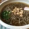 Kakurean - 料理写真:鶏南蛮そば(挽きぐるみ)750円