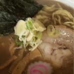 麺房 十兵衛 - 特濃醤油 大
