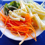 オーシャンディッシュクオン - サラダ