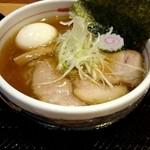 麺屋しみる - 『スペシャル煮干しラーメン』¥900-