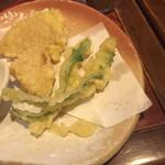 養老乃瀧 - 料理写真:筍の天ぷら