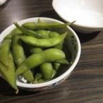九州炎 - 枝豆