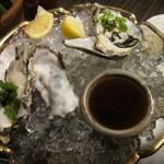 九州炎 - 生牡蠣