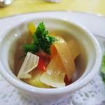 ル・ボン・ヴィボン - 野菜のエチュベ