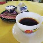ル・ボン・ヴィボン - コーヒー