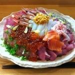 丼いなはん - 2011/10 極み海鮮丼㌔盛り