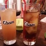 Cham - 飲み物
