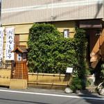 Edotoukyoukoiwasougyoushouwajuuichinengyouzanoshinisechuukaryourieiraku - そば屋か和食店か?