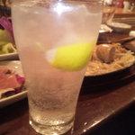 あいびき - 生レモンサワー