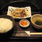3683965 - スタミナ定食