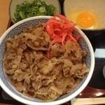 吉野家 - 牛ねぎ玉丼並盛り480円・デフォルト状態