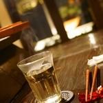36831359 - 梅酒お湯割り